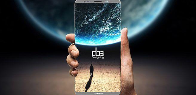 Se filtran detalles del Samsung Galaxy Note 8
