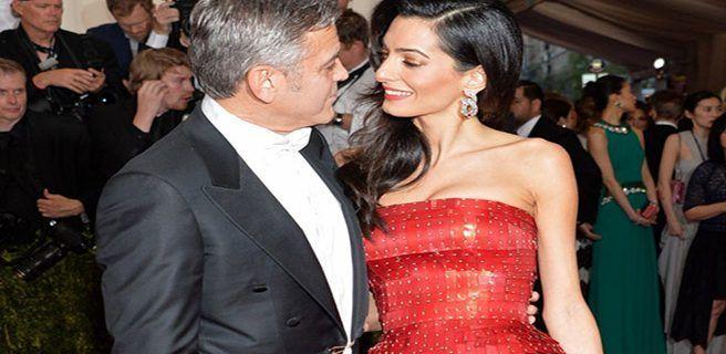 Fundación de Clooney abrirá siete escuelas para refugiados sirios