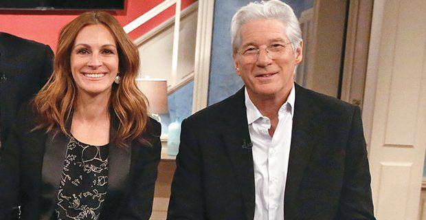 Julia Roberts y Richard Gere serían pareja, ¡27 años después de protagonizar 'Pretty Woman'!