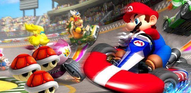 """El juego """"Super Mario Kart"""" cumple 25 años"""
