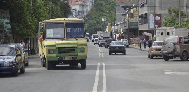 Matan a militar durante atraco a bus