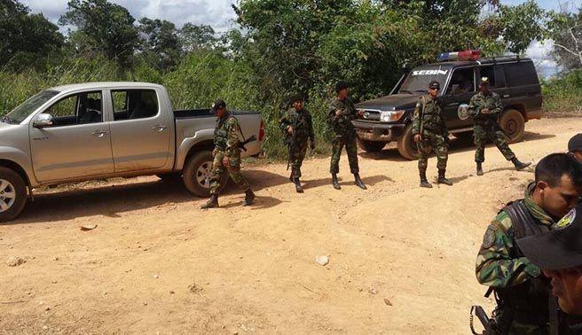8 muertos tras enfrentamientos en El Callao