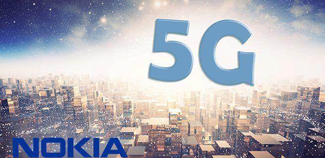 Nokia anunció sus planes para acelerar aplicación de redes 5G