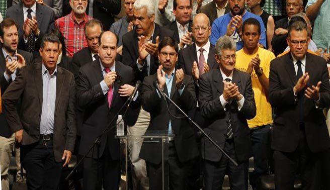 MUD inscribió 196 candidatos a las regionales