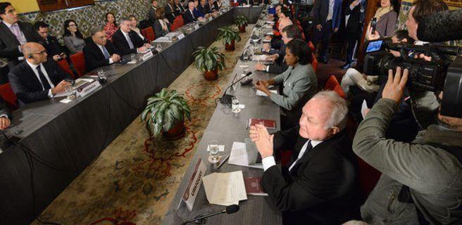 17 países buscan acuerdo conjunto para salida a la crisis en Venezuela
