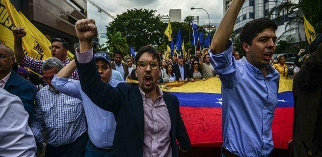 Oposición llama a retomar protesta el sábado