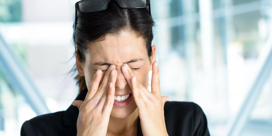 El ojo seco es propenso entre los mayores de 50 años