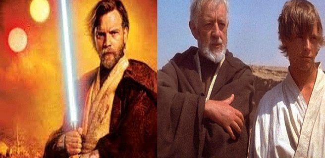 "El nuevo spin off de ""Star Wars"" será sobre Obi Wan Kenobi"