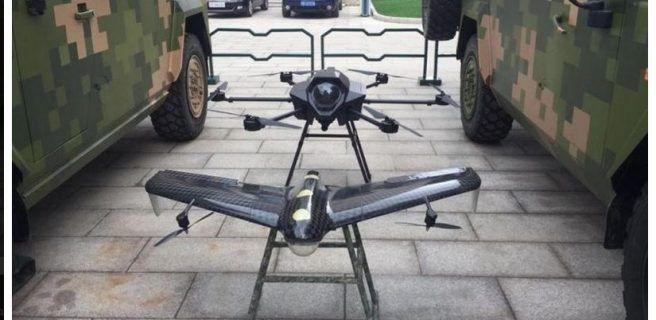Vuelven los kamikazes. Y ahora son drones