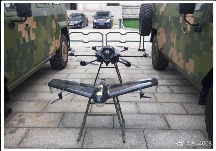 Los drones son un tipo de aviones no tripulados. Esta vez serán suicidas