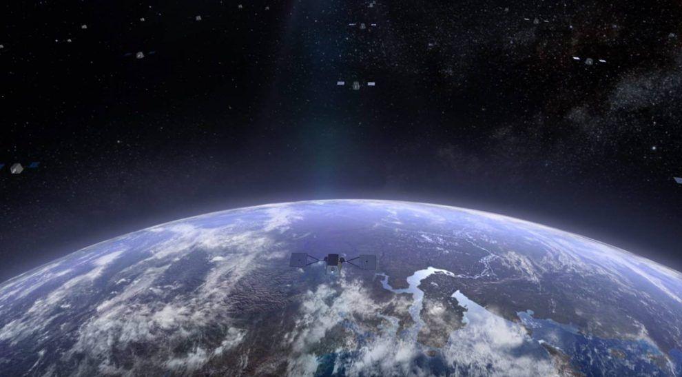 Se quiere expandir la funciond e los satelites Oneweb por todo el mundo