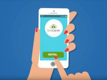 SinLlave, la app que permite controlar cualquier puerta con el celular