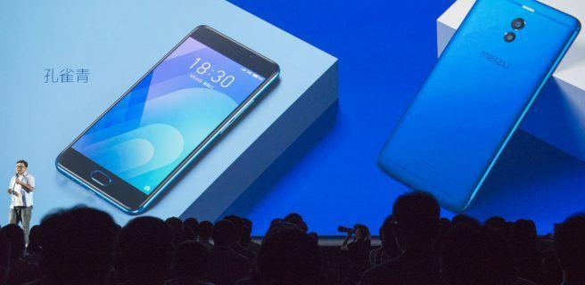 Meizu aviva la guerra de los móviles de gama media con el M6 Note