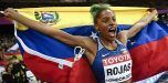 Yulimar Rojas ganó oro en salto triple del Mundial de Atletismo 2017