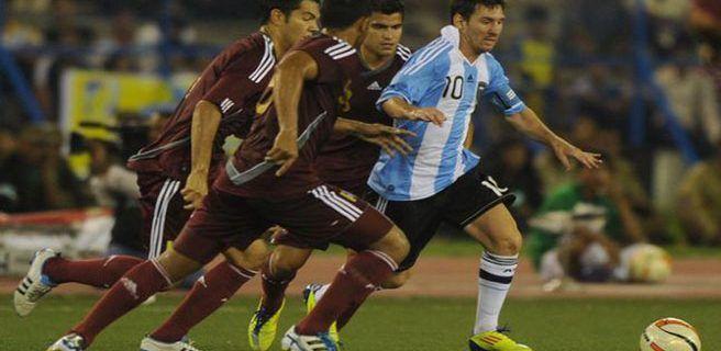 Argentina pone en juego su futuro en un duelo clave ante Venezuela