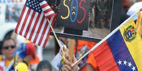 Exilio en Miami aplaude negación de visas de EEUU a funcionarios venezolanos