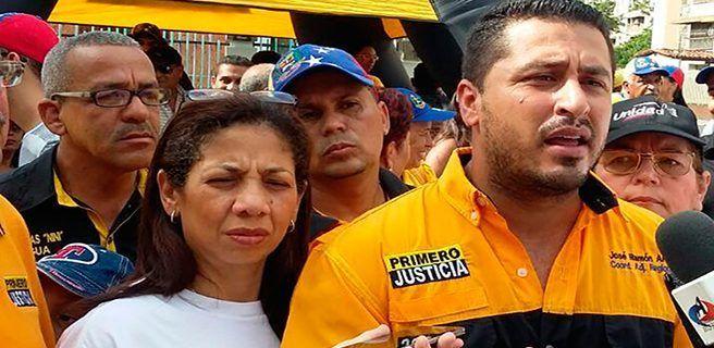PJ: nos robaron elección en Aragua