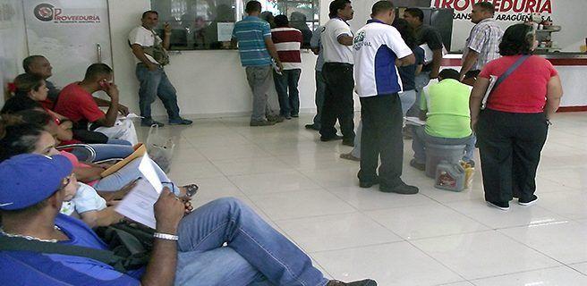 Lubricantes a 1.701 Bs vende Proveeduría del Transporte aragüeño