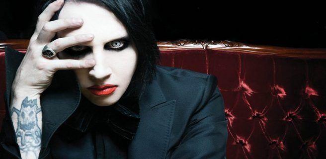 """Marilyn Manson lanzará el 6 de octubre su disco """"Heaven Upside Down"""""""