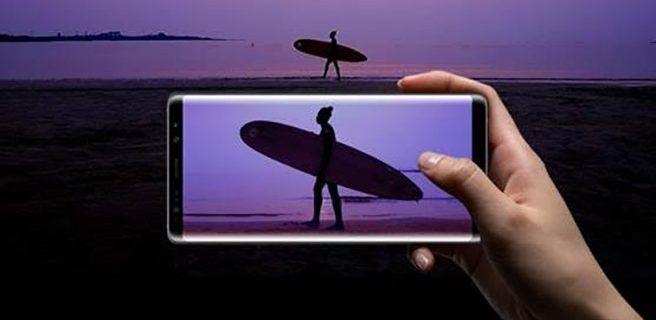 Redefiniendo la fotografía móvil: la cámara del Galaxy Note8