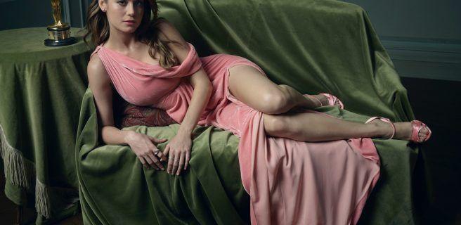 Se filtran sensuales fotos hackeadas de Brie Larson