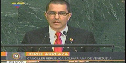 Venezuela pide a la ONU dar respuestas para evitar imposición de medidas coercitivas