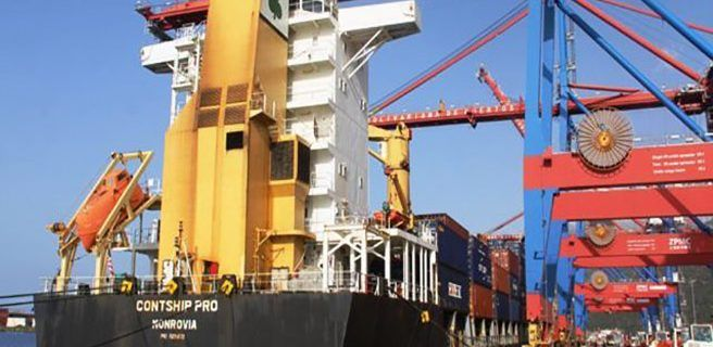 Arribaron más de 20 mil toneladas de alimentos al Puerto de La Guaira