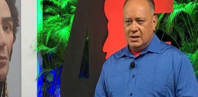 Cabello denuncia guerra mediática orquestada desde Colombia
