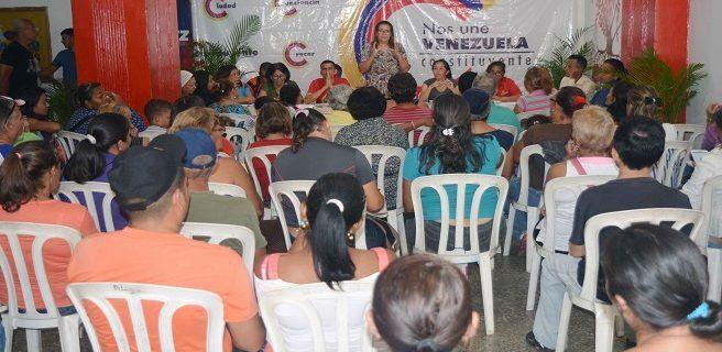 Plan de las 3R llega esta semana a CLAP de Castor Nieves Ríos