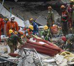 Edificio con cuarenta desaparecidos en México se convierte en zona cero de rescates
