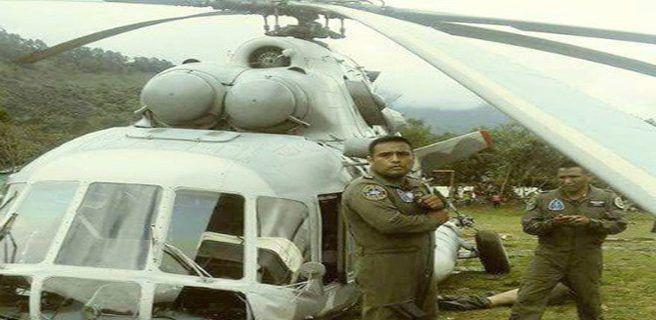 Helicóptero con ayuda para víctimas del sismo se desploma en el sur de México