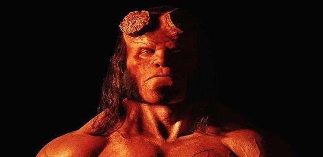 Publican imagen de la nueva versión 'Hellboy'