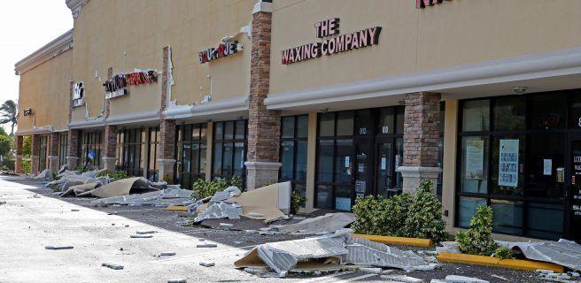 Más de 6,2 millones de hogares y negocios sin electricidad en Florida