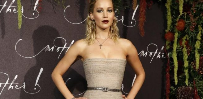 """Jennifer Lawrence se ríe de críticas dispares por su actuación en """"Mother!"""""""