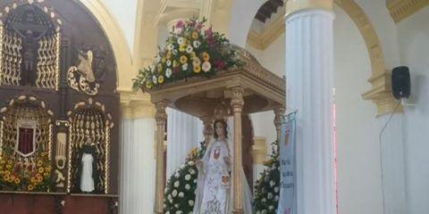 Virgen de las Mercedes declarada Bien de Interés Cultural de la Nación