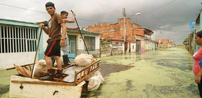 En Paraparal culminarán obra del muro abandonada en el 2013
