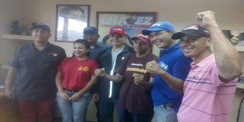 Polo Patriótico en Cagua y Bella Vista blinda triunfo de Marco Torres