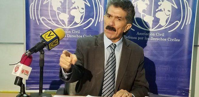 Rafael Narváez: Cruz Roja debe constatar estado de salud de estudiantes de Upel en el Dorado