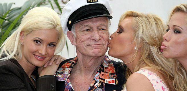 El fundador de Playboy Hugh Hefner muere a los 91 años