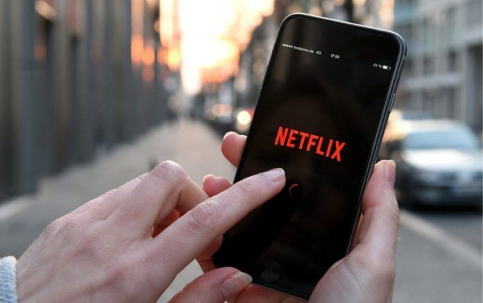 Netflix te alerta de la posibilidad de que alguien espíe tu cuenta
