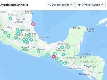 Facebook activa Safety Check en México tras sismo