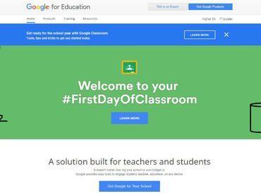En Google tambien se preocupan por la educación y México no es la excepcion