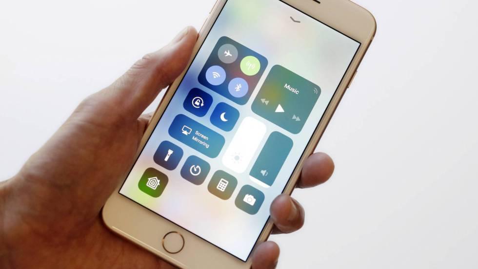 El nuevo iOS 11 tiene nuevas funcionalidades