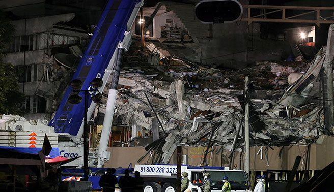 Suman 324 muertos en México