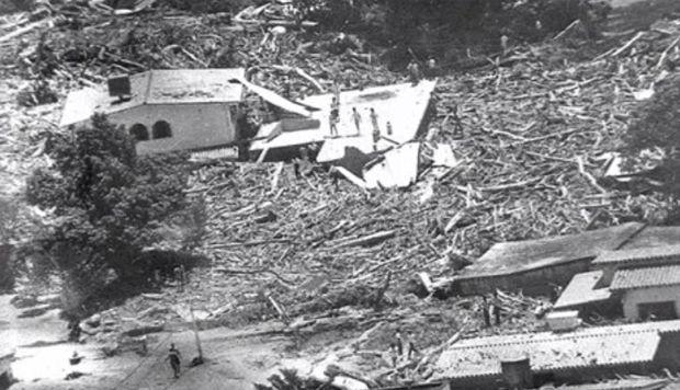 Hoy se cumplen 31 años de la Tragedia del Limón