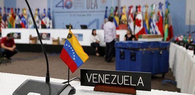 Venezuela pide que OEA quede al margen de investigación sobre eventuales crímenes