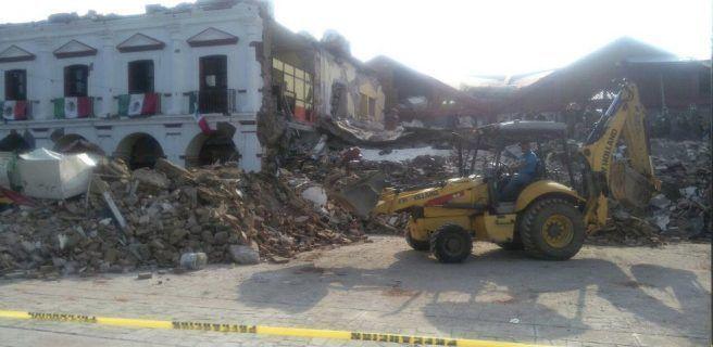 En México se han registrado 634 réplicas tras terremoto