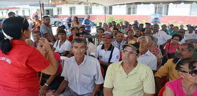 Jornada La Victoria Humana atendió personas con discapacidad de Ribas