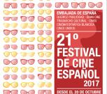 Este fin de semana inicia Edición 21 del Festival de Cine Español