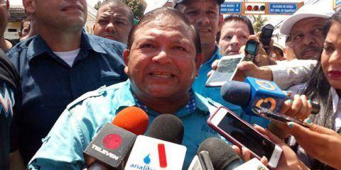 Andrés Velásquez asegura que CNE hizo fraude en Bolívar